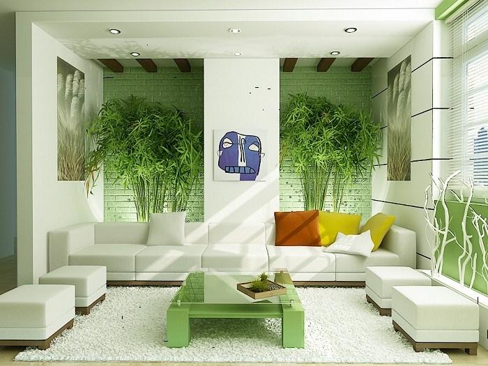 Thiết kế nội thất làm không gian sinh động hơn