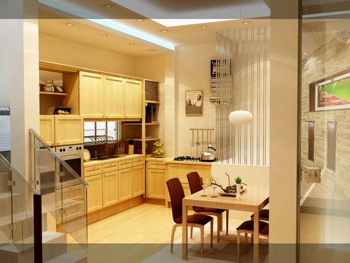 Thiết kế nội thất tạo không gian sống lý tưởng
