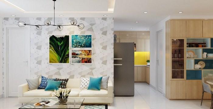 Thiết kế nội thất tạo nên sự hợp lý cho căn nhà của bạn