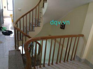 Cầu thang đẹp Mẫu 13