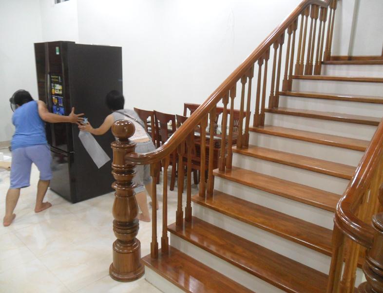 cầu thang gỗ-5