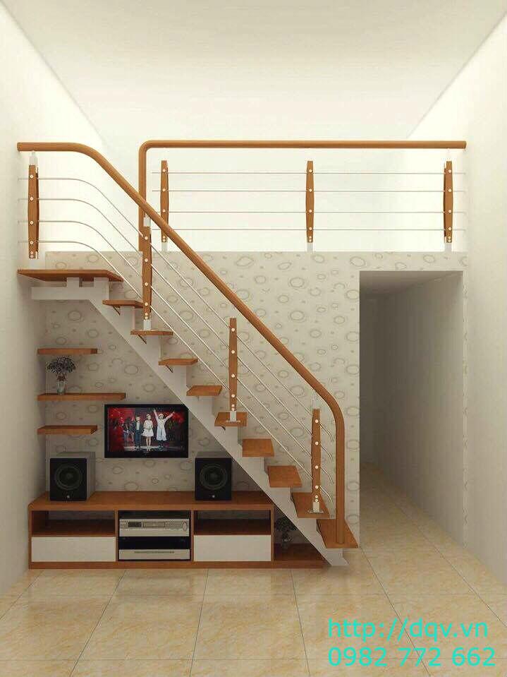 Cầu thang inox#10