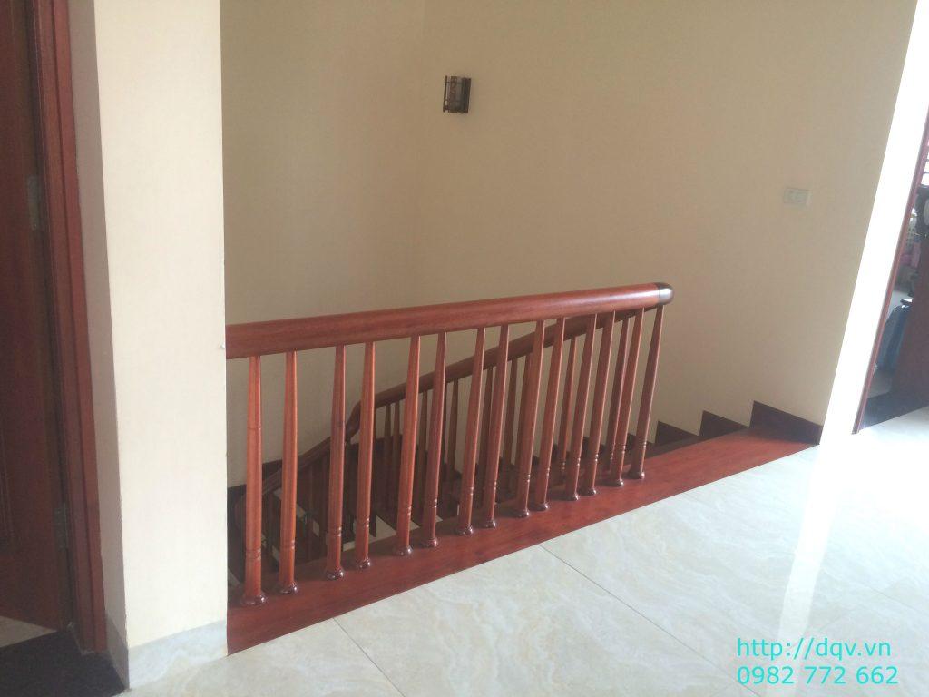 Cầu thang gỗ#13
