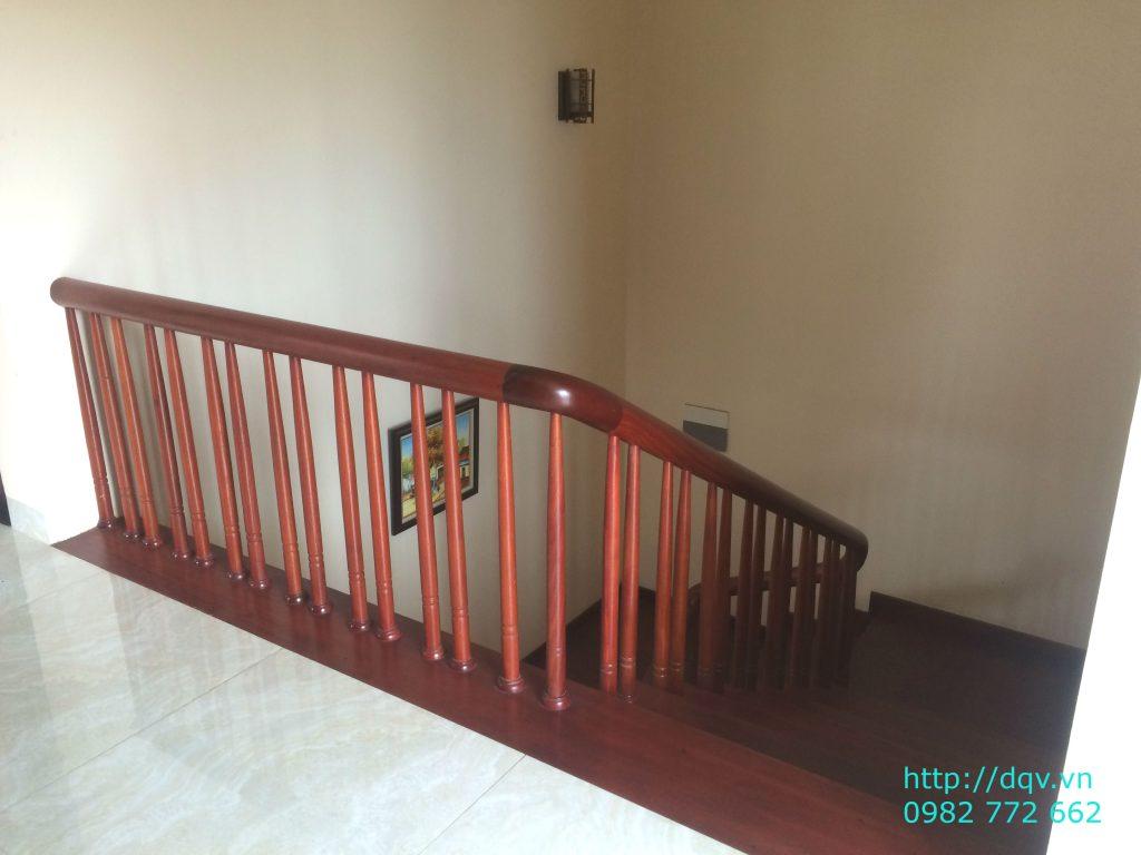 Cầu thang gỗ#14