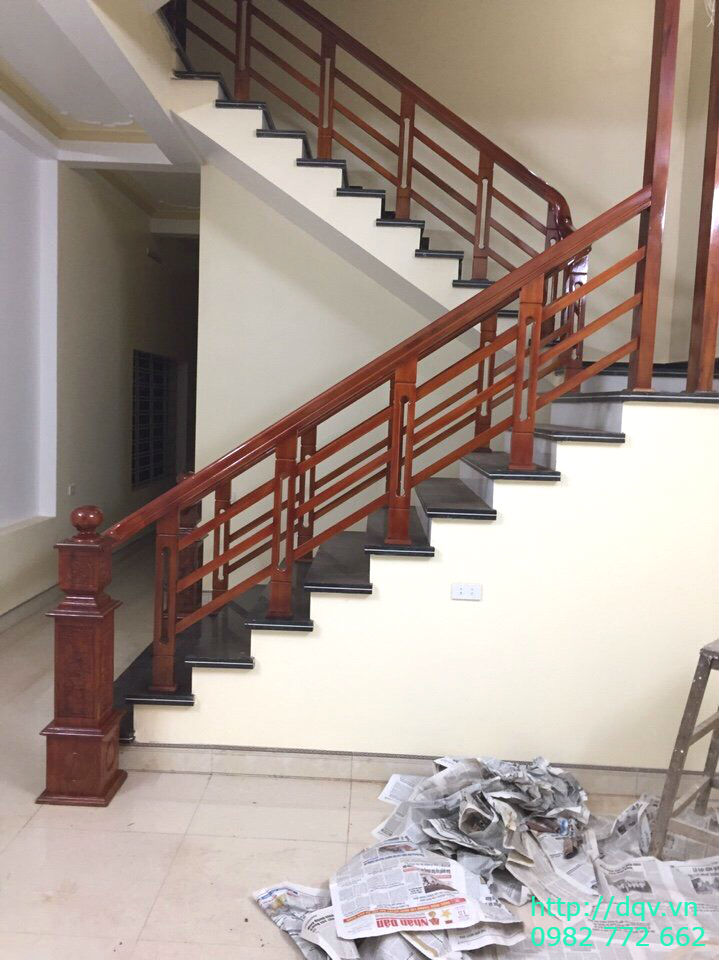Cầu thang gỗ#12