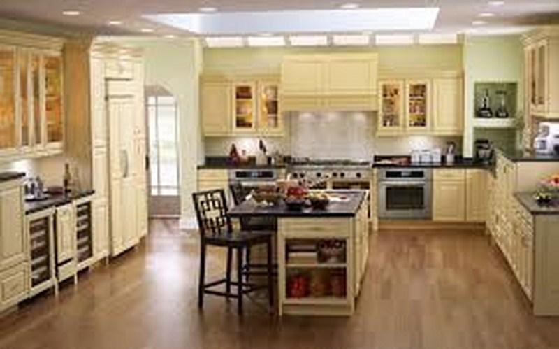 Nội thất trong nhà bếp