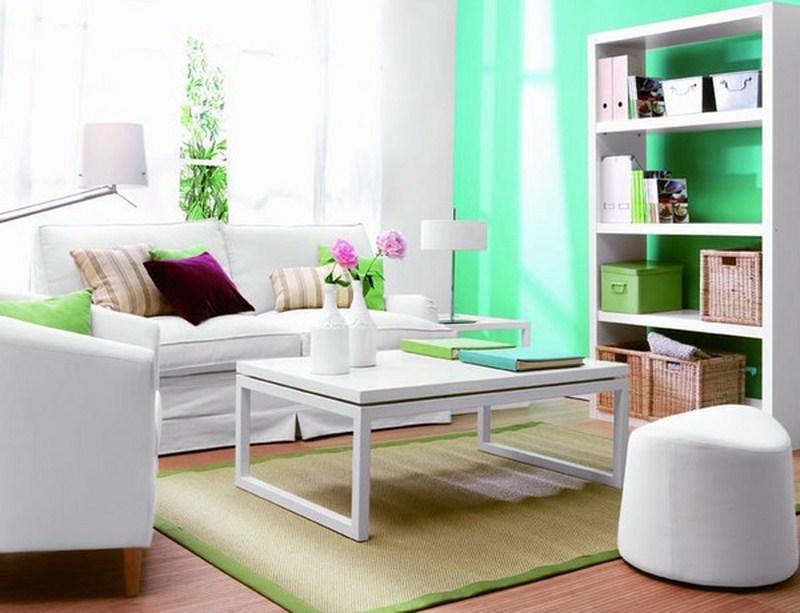 Nội thất trong nhà phong cách đơn giản
