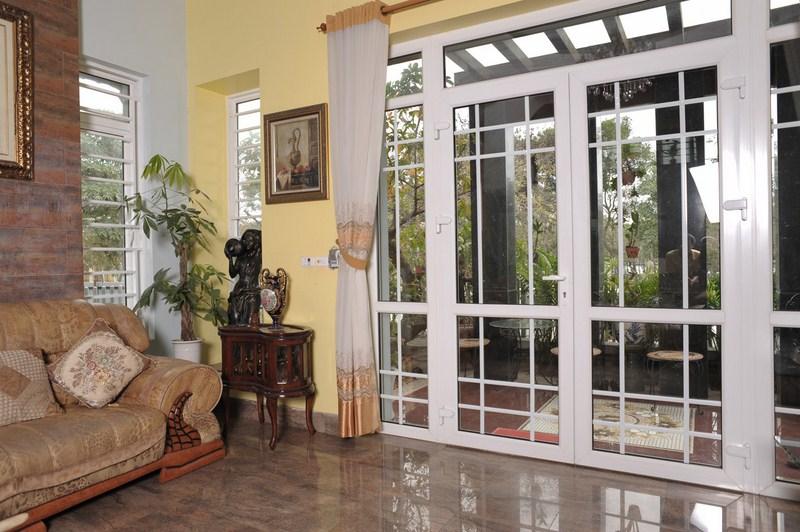 Một ngôi nhà đẹp thì không thể thiếu cửa nhôm kính cao cấp