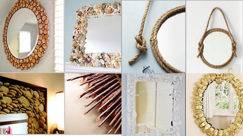 Gương nghệ thuật sẽ giúp thay đổi không gian ngôi nhà bạn