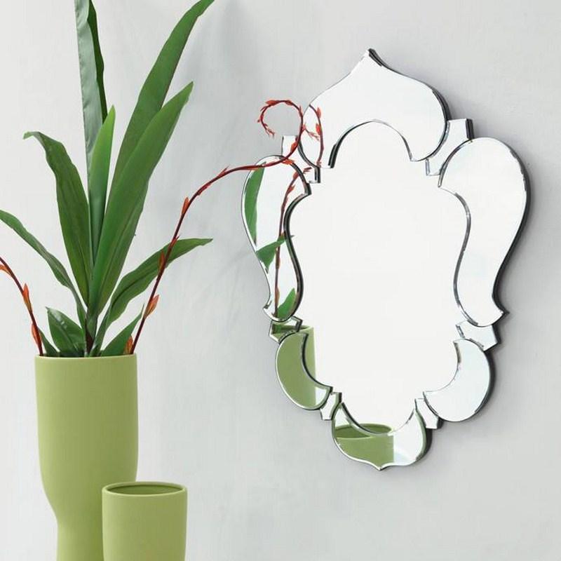 Hãy chọn chiếc gương trang trí làm nổi bật các hạng mục trong không gian nhà bạn