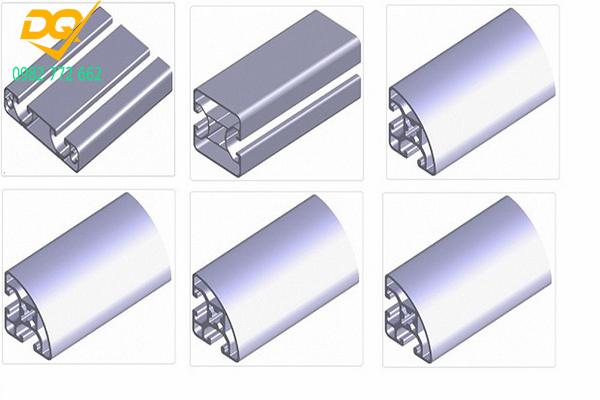 Một số loại nhôm định hình - 2