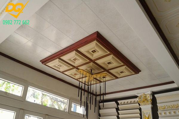 Trang trí nội thất với trần nhôm giá rẻ