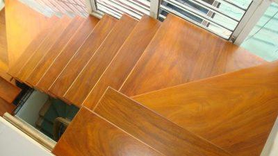 mặt bậc gỗ lim nam phi