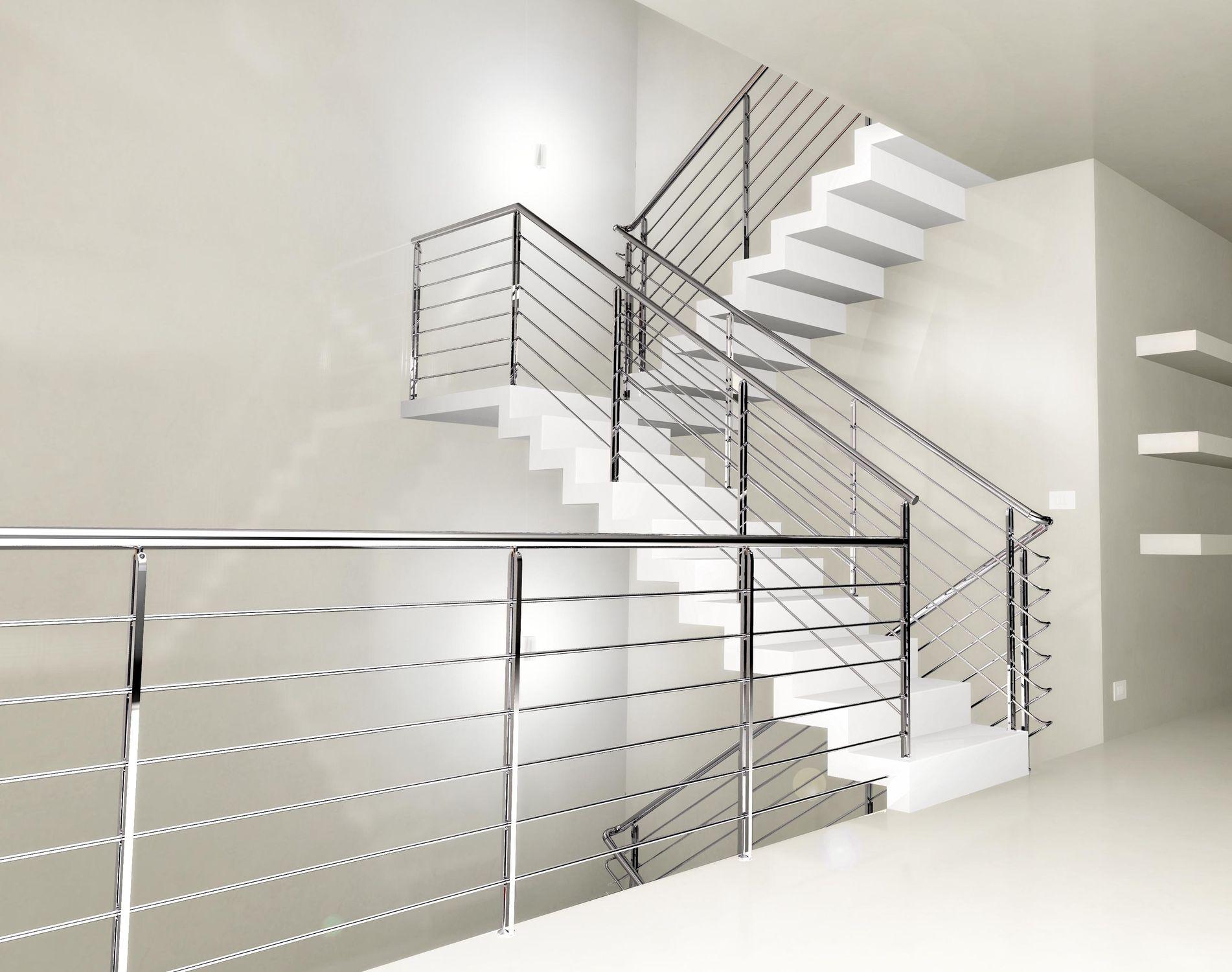 Cầu thang inox 304