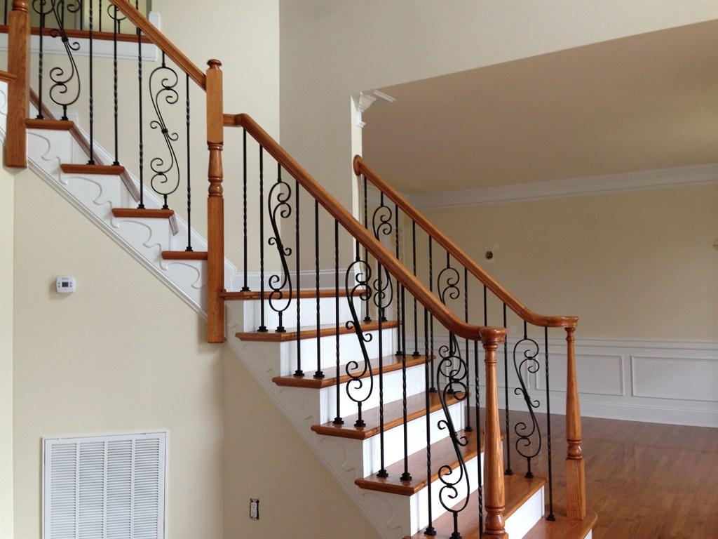 Cầu thang sắt 10