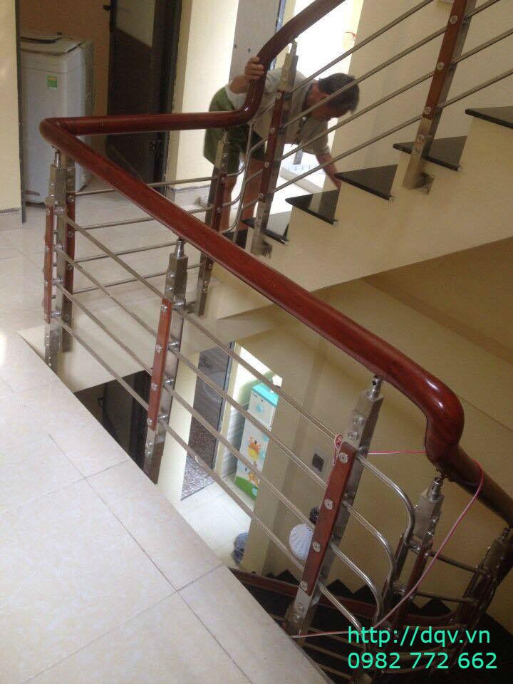 Cầu thang inox#7
