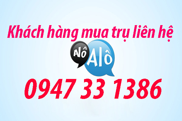 Khách hàng mua trụ xin liên hệ Zalo số điện thoại 0947 33 1386 để được báo giá tốt nhất