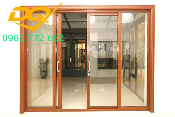 Cửa nhôm Việt Pháp hệ 4500#1
