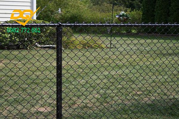 Mẫu hàng rào sắt b40 - 2