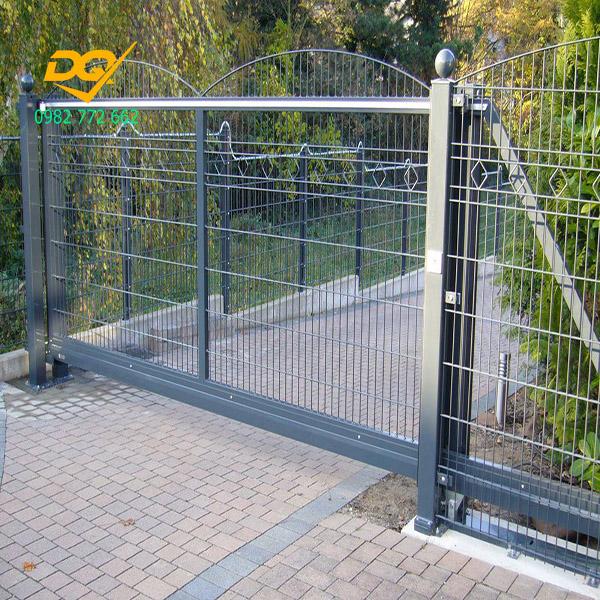 Mẫu hàng rào b40 - 3