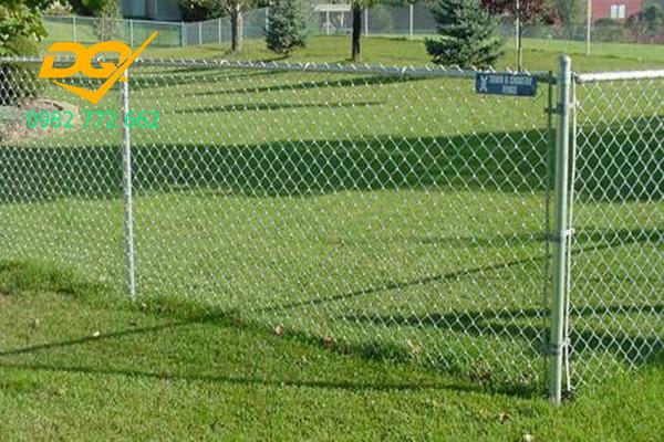 Mẫu hàng rào sắt b40 - 13