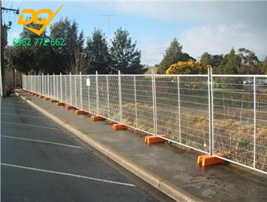 Mẫu hàng rào sắt b40 - 7