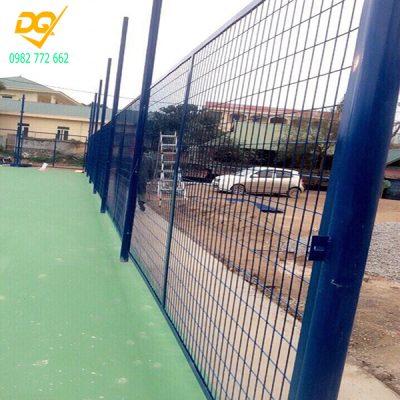 Mẫu hàng rào ưới thép b40 – 1