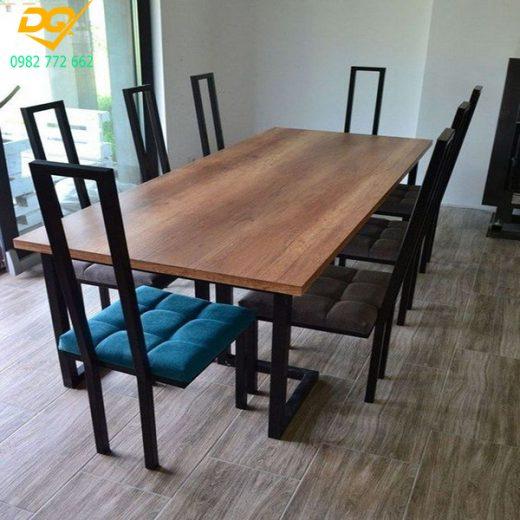 Mẫu bàn ghế sắt phòng khách - 5