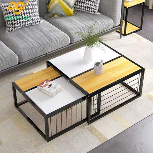 Mẫu bàn ghế sắt phòng khách - 8