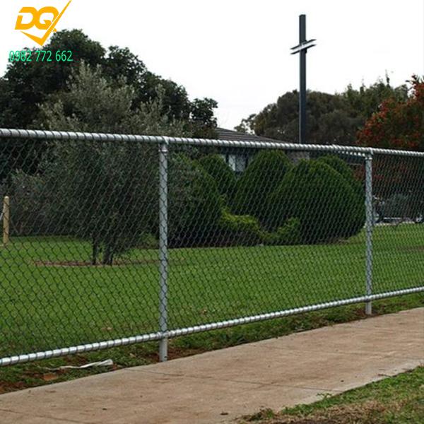 Mẫu hàng rào ưới thép b40 - 4
