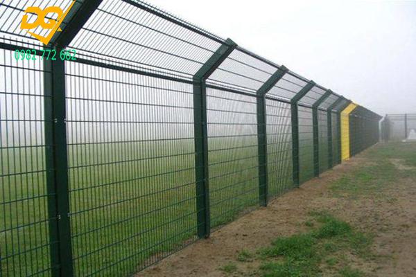 Mẫu hàng rào lưới thép b40 - 5