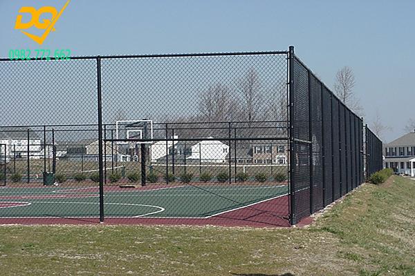 Mẫu hàng rào lưới thép b40 - 6