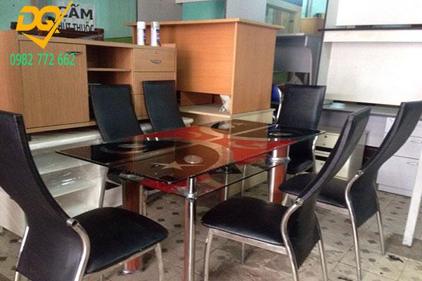 Mẫu bàn ghế Inox đẹp - 6